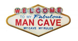 Welcome to my Man Cave - Las Vegas style