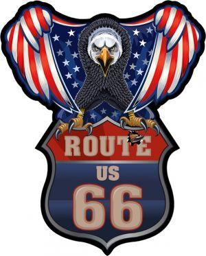 USA Eagle Route 66