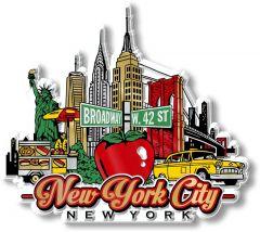 City - NEW YORK CITY - Magneet