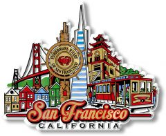 City - SAN FRANCISCO - Magneet
