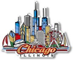 City - CHICAGO - Magneet