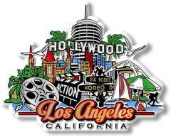 City - LOS ANGELES - Magneet