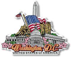 City - WASHINGTON DC - Magneet