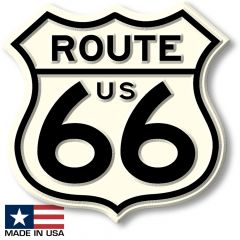 Route 66 Shield - Magneet