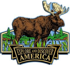 Discover & Explore America - MOOSE - Magneet