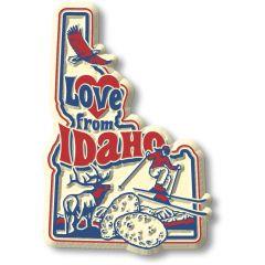 Vintage State - Idaho - Magneet