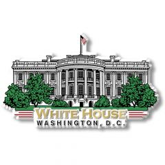 Washington DC - White House - Magneet