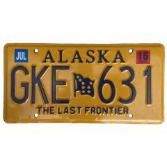 Alaska - Frontier