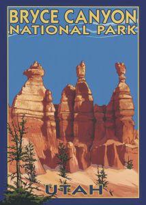 Bryce Canyon - Canvas