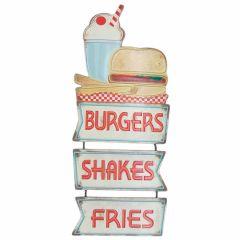 Burgers - Shakes - Fries