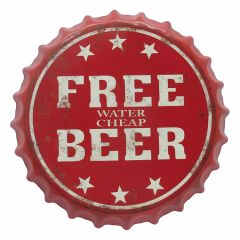 Free Water Cheap Beer