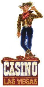 Las Vegas Casino Cowboy Vic