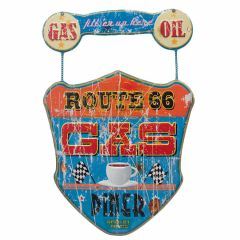 Route 66 - Gas, Oil and Diner