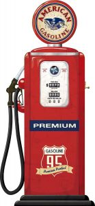 American Gasoline Pump