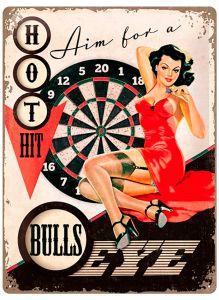 Hot Bulls Eye