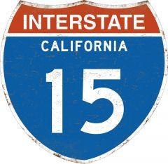 Interstate - California