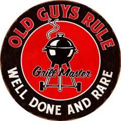 Old Guys Rule - Grillmaster