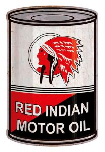 Red Indian Barrel