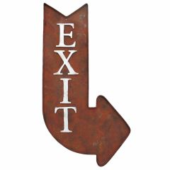 EXIT Arrow - Rust - Right