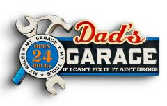 Dad's Garage - open 24H
