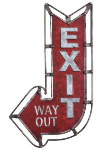 Exit - Way Out