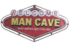 Man Cave - Welcome