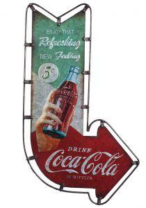 Coca Cola Refreshing - Arrow