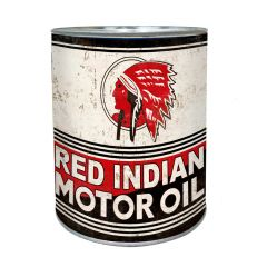 Oil Can - Red Indian