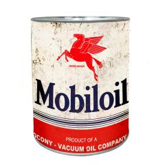 Oil Can - Mobiloil