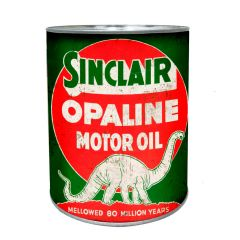 Oil Can - Sinclair