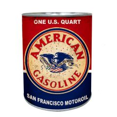 Oil Can - American Gasoline