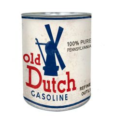 Oil Can - Old Dutch
