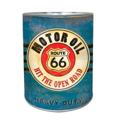 Oil Can - Route 66