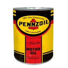 Oil Can - Pennzoil