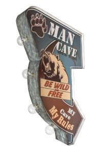 Light Up Sign!  -  Man Cave marquee