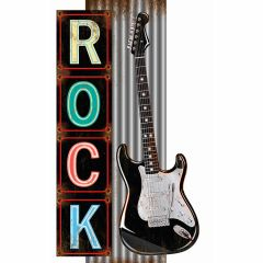 Rock Guitar - Black