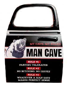 Man Cave - Car Door