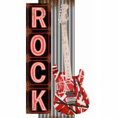 Rock Guitar - Red