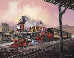 Western Train -Blaylock - Rollin' Thru