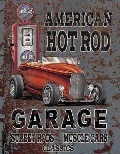 Legends American Hot Rod