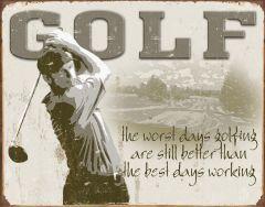 Golf - Best Days