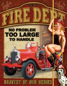 Fire Department - No Problem