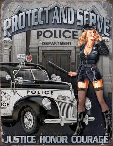 Police Department - Protect & Serve