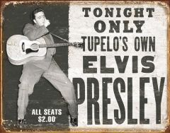 Elvis Presley - Tupelo's-Own