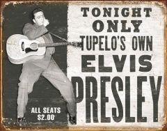 Elvis Presley - Tupelo's-Own