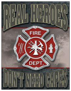 Firemen - Real Heroes