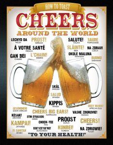 Cheers! Around The World