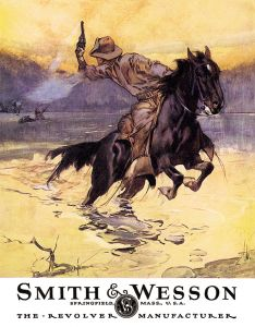 Smith and Wesson - Hostiles
