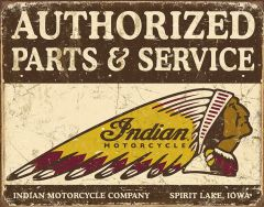 Authorized Indian Parts & Service