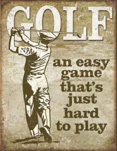 Golf - Easy Game